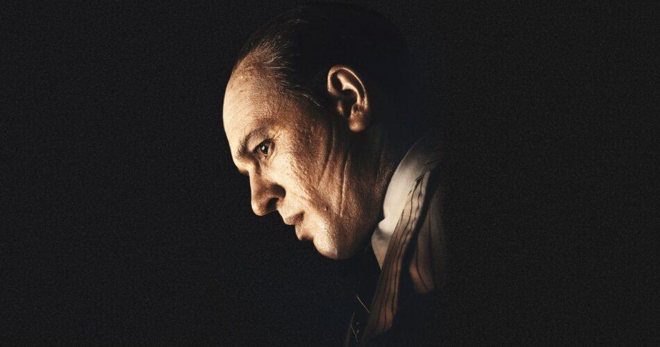 """Tom Hardy w filmie """"Capone"""" (reż. Josh Trank, 2020)"""