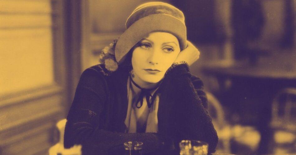 """Greta Garbo w filmie """"Anna Christie"""" (reż. Clarence Brown, 1930)"""