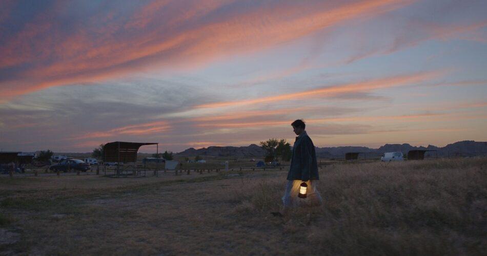 """Frances McDormand w filmie """"Nomadland"""" (reż. Chloé Zhao, 2020)"""