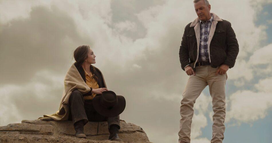 """Diane Lane i Kevin Costner w filmie """"Prawo krwi"""" (reż. Thomas Bezucha, 2020)"""