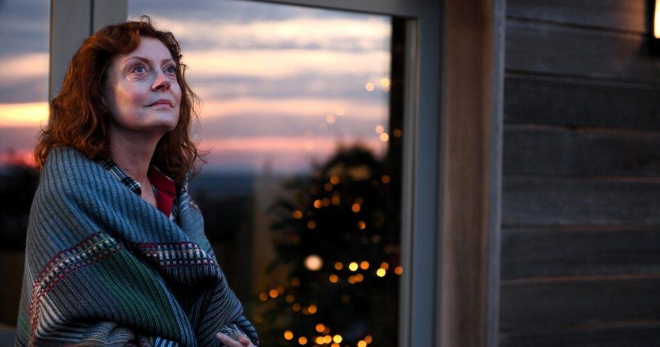 "Susan Sarandon w filmie ""Bez pożegnania"" (reż. Roger Michell, 2019)"