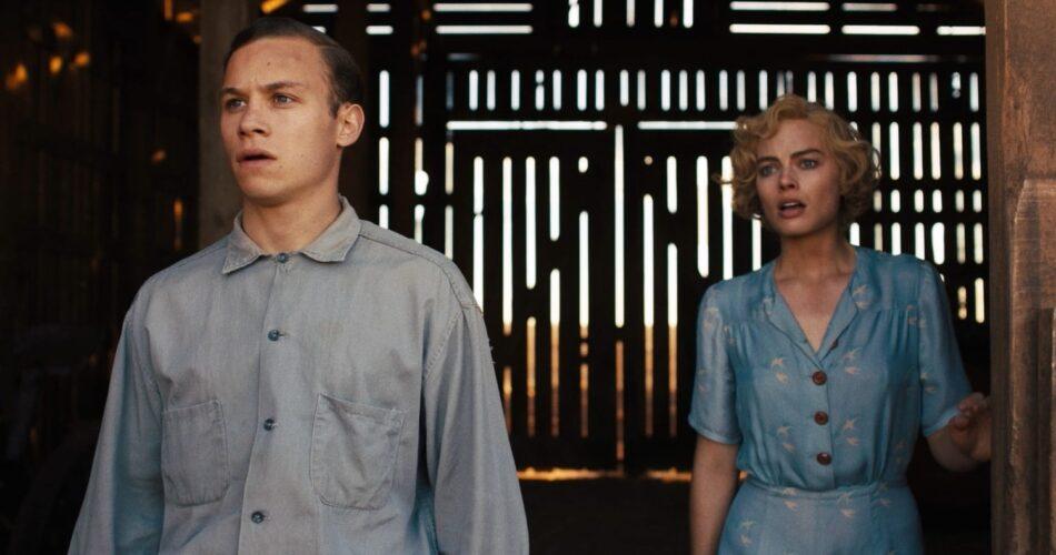 """Finn Cole i Margot Robbie w filmie """"Wyśniony świat"""" (reż. Miles Joris-Peyrafitte, 2019)"""