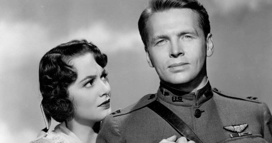 """Olivia de Havilland i John Lund w filmie """"Najtrwalsza miłość"""" (reż. Mitchell Leisen, 1946)"""