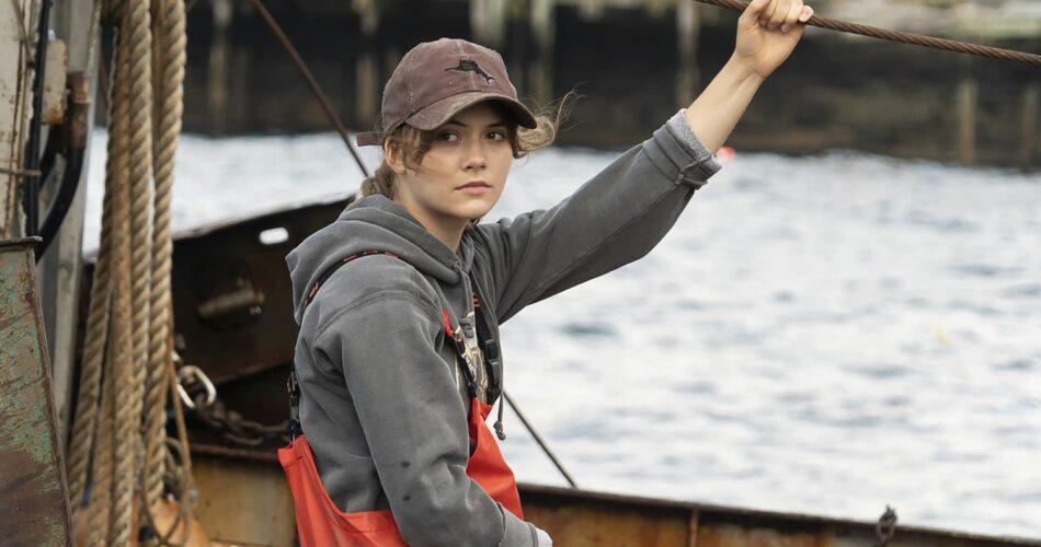 """Emilia Jones w filmie """"CODA"""" (reż. Siân Heder, 2021)"""