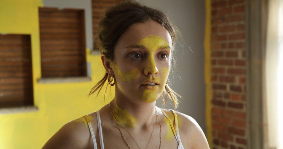 "Olivia Cooke w filmie ""Chora pamięć"" (reż. Chad Hartigan, 2020)"
