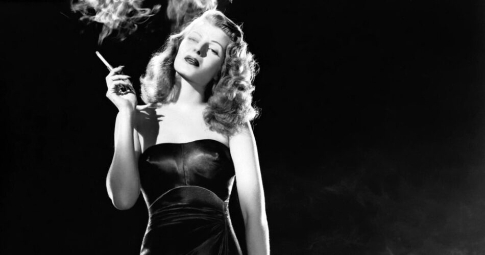"Rita Hayworth w filmie ""Gilda"" (reż. Charles Vidor, 1946)"